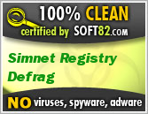 Soft82 100% Clean Award